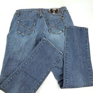 Zanadi Juniors Rock Jeans